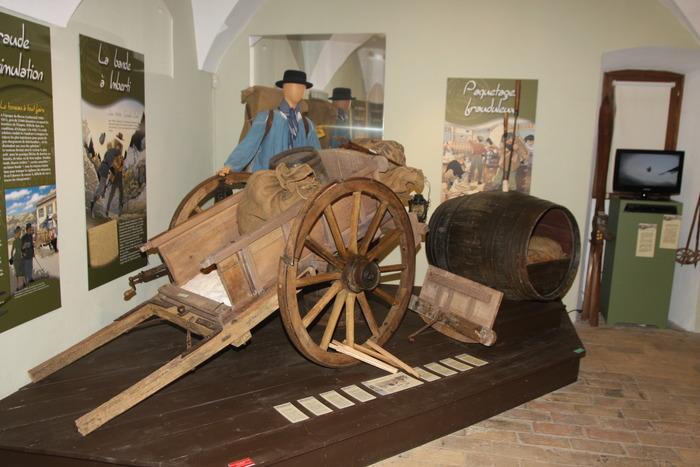 Crédits image : Musées de Thonon