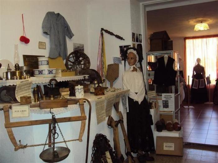 Journées du patrimoine 2017 - Musée du Costume & des Métiers d'Antan