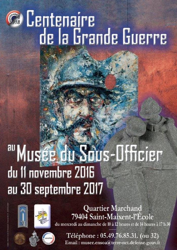 Journées du patrimoine 2017 - Découverte du musée du Sous-Officier