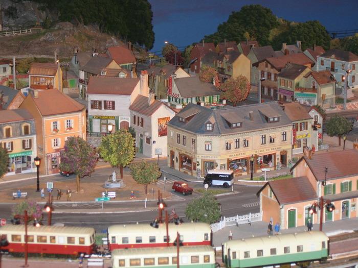 Journées du patrimoine 2018 - Visite commentée du musée du train miniature.