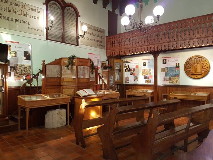 Journées du patrimoine 2019 - Musée Protestant de la Grange de Wassy