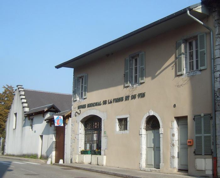Journées du patrimoine 2018 - Visite libre du musée régional de la vigne et du vin.