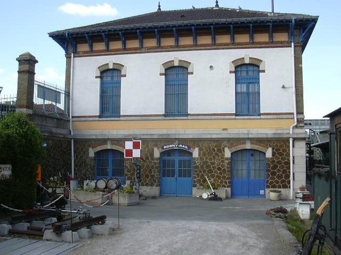 Journées du patrimoine 2018 - Musée Rosny-Rail