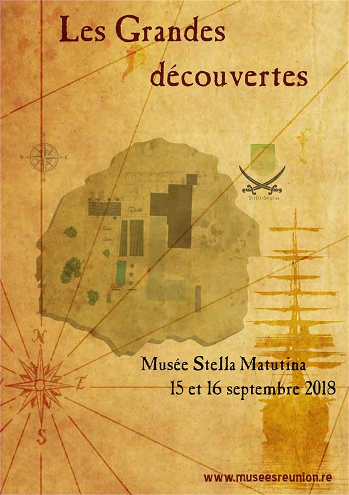 Journées du patrimoine 2018 - Musée Stella Matutina : Jeu de piste
