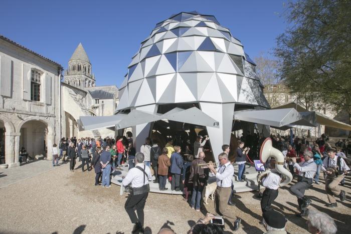 MUSICAVENTURE / Le Carrousel musical de l'Abbaye aux Dames, la cité musicale