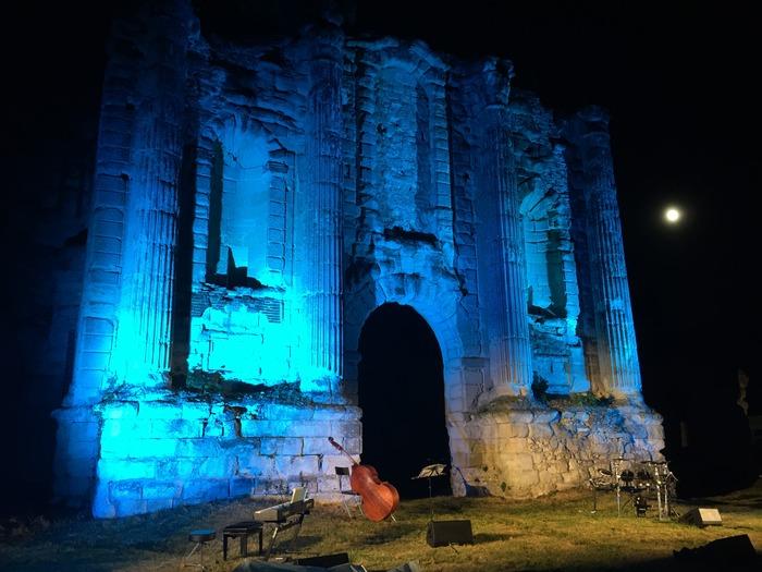 Journées du patrimoine 2017 - Spectacle de chant et de musique autour de l'histoire du Château des trois reines