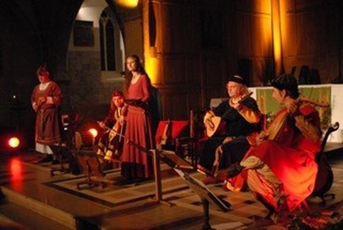 Journées du patrimoine 2018 - Musique et chants médiévaux