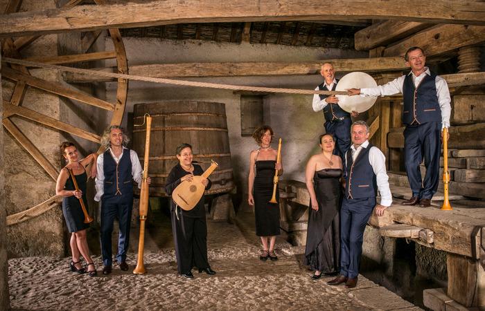 Journées du patrimoine 2017 - Musiques d'un règne