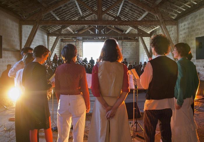 Journées du patrimoine 2018 - Musiques en balade_ Concert de chant traditionnel