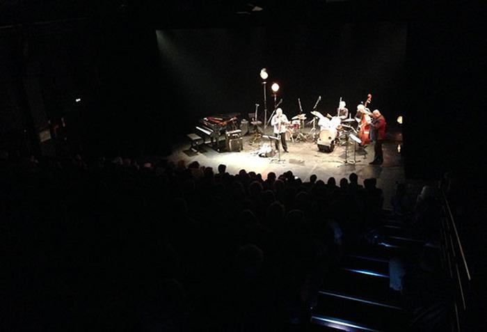 Musiques (Re)belles Jazz libre à Berthelot #2