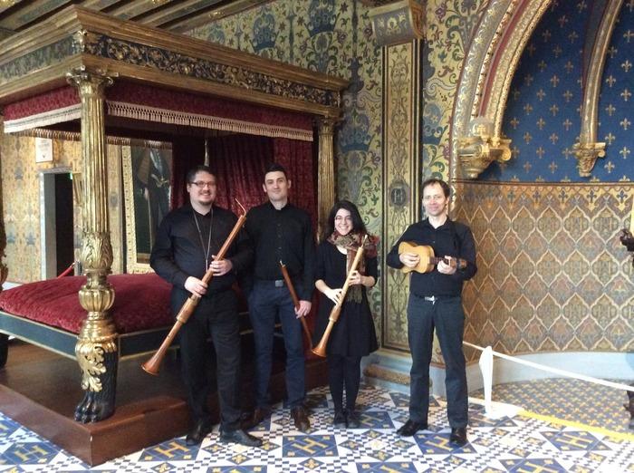 Musiques royales au château