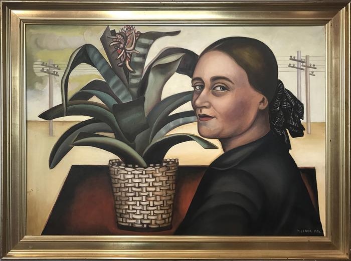 Journées du patrimoine 2018 - Visite guidée de l'exposition des peintures de Nadia Léger, la grande peintre