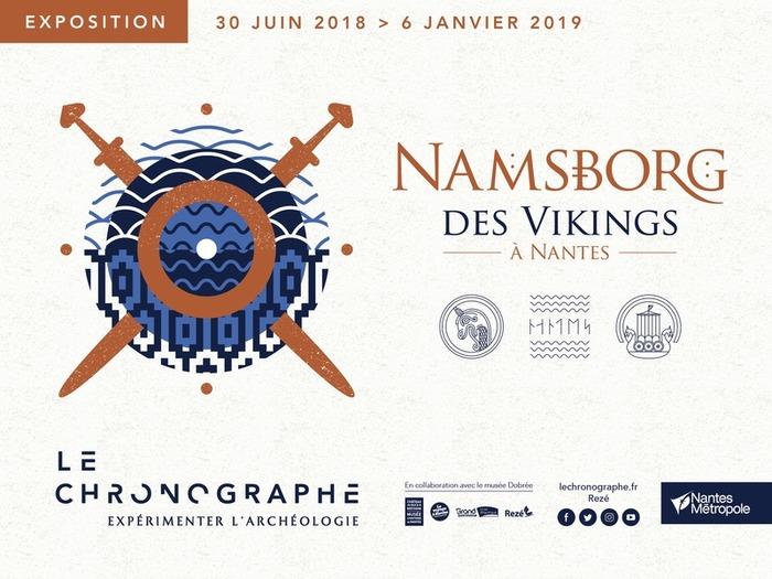 Journées du patrimoine 2018 - Namsborg, des vikings à Nantes