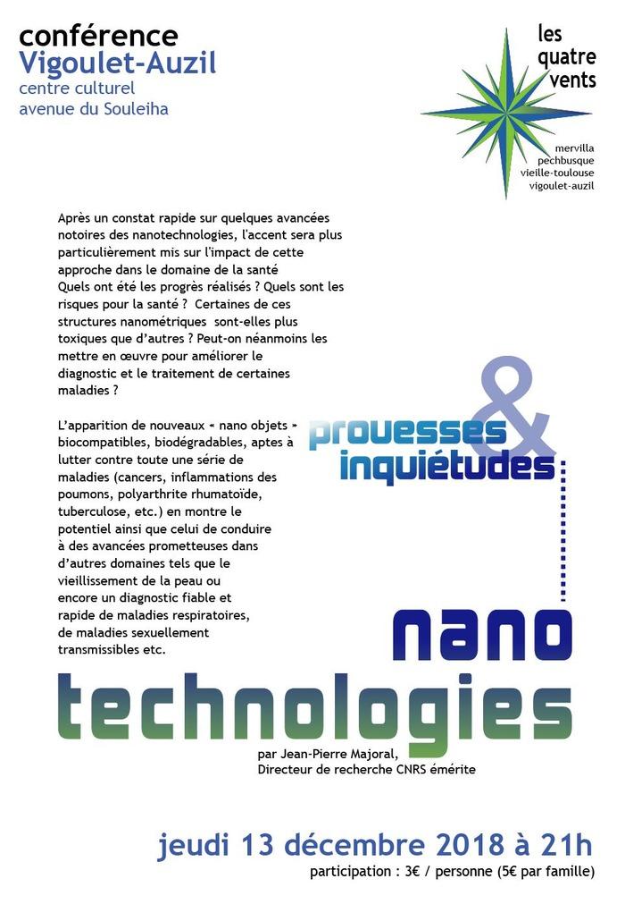 nanotechnologies : prouesses et inquiétudes