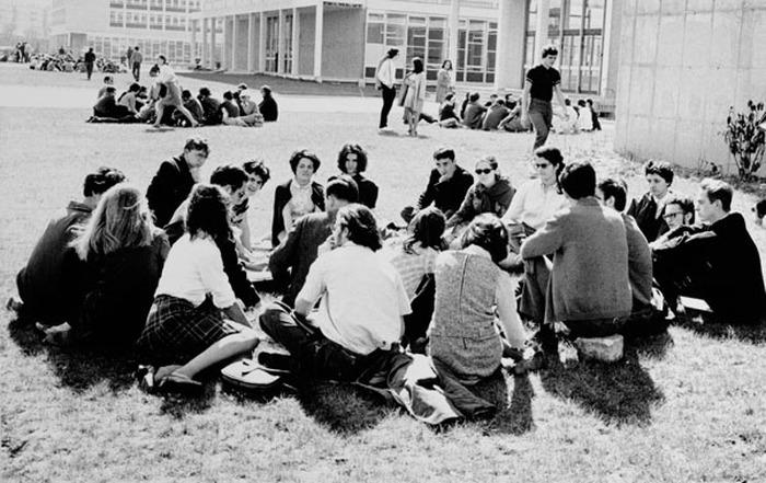 Crédits image : © Service des archives de l'Université Paris Nanterre