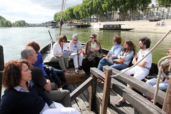 Navigation en Loire