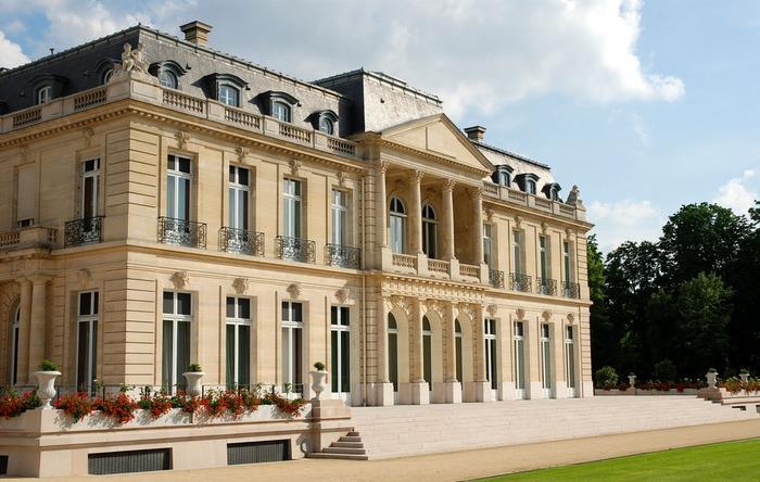 Journées du patrimoine 2018 - Visite du château de la Muette - l'unique château sis Paris intra muros - 450 ans d'histoire