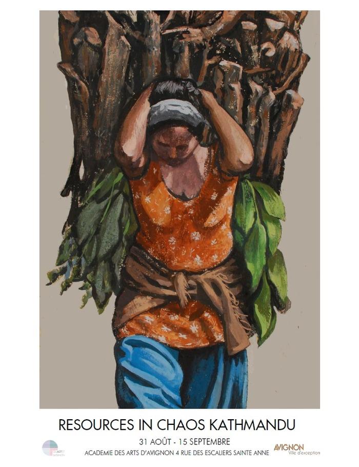 Journées du patrimoine 2018 - Népal, les ressources du chaos