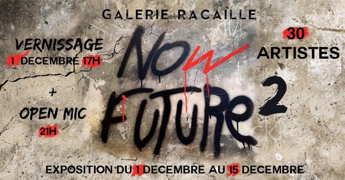 No(w) Future 2 Exposition 30 Artistes