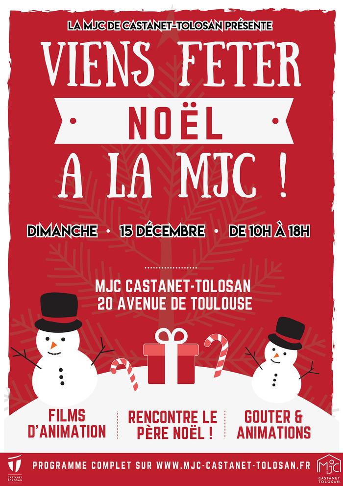 Noël à la MJC de Castanet-Tolosan