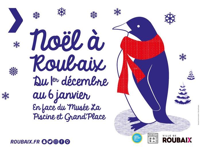 Noël à Roubaix