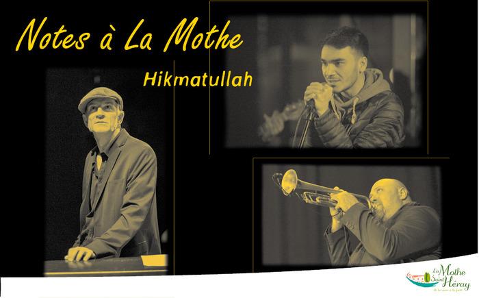 Crédits image : © Hikmatullah, P. Payan et F. Rondet