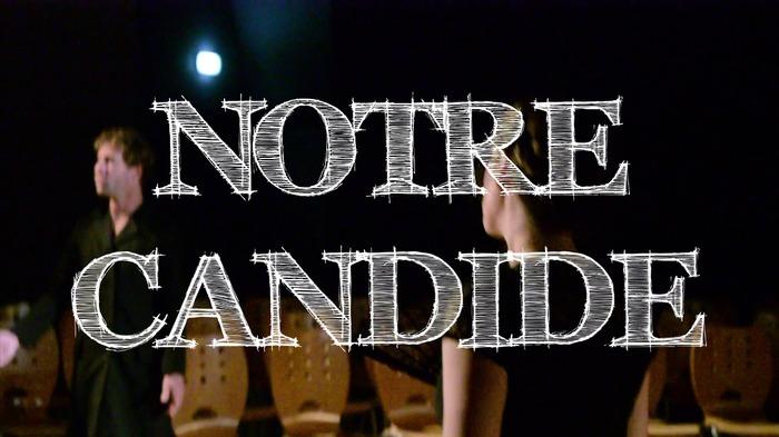 Notre Candide / Compagnie 3ème Acte