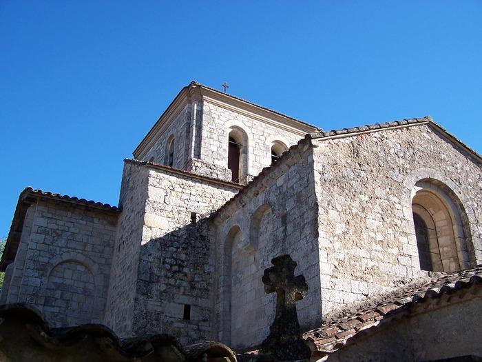 Journées du patrimoine 2017 - Visite libre de l'église Notre-Dame-de-Roumanou