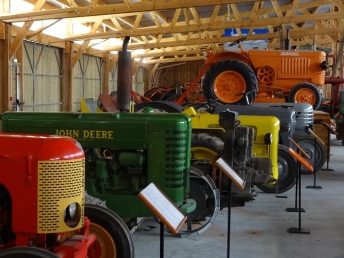 Journées du patrimoine 2018 - Nouveau Musée de la Machine Agricole et de la Ruralité