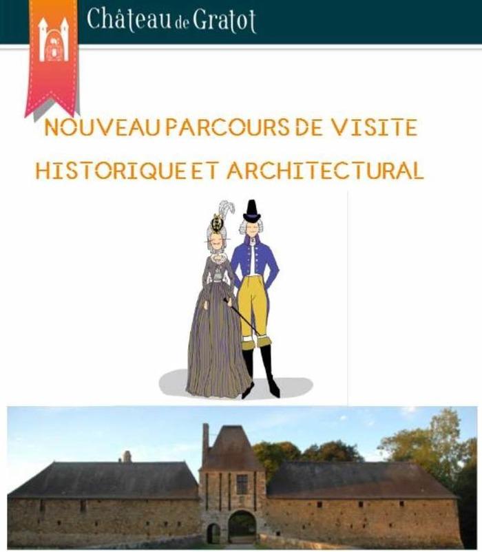 Crédits image : © Centre d'animation du château de Gratot