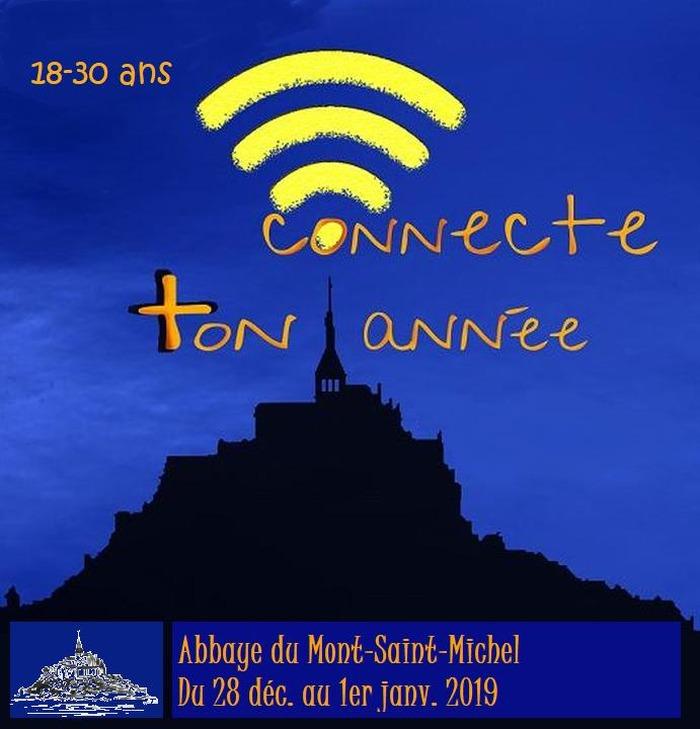 Nouvel an à l'Abbaye du Mont-Saint-Michel