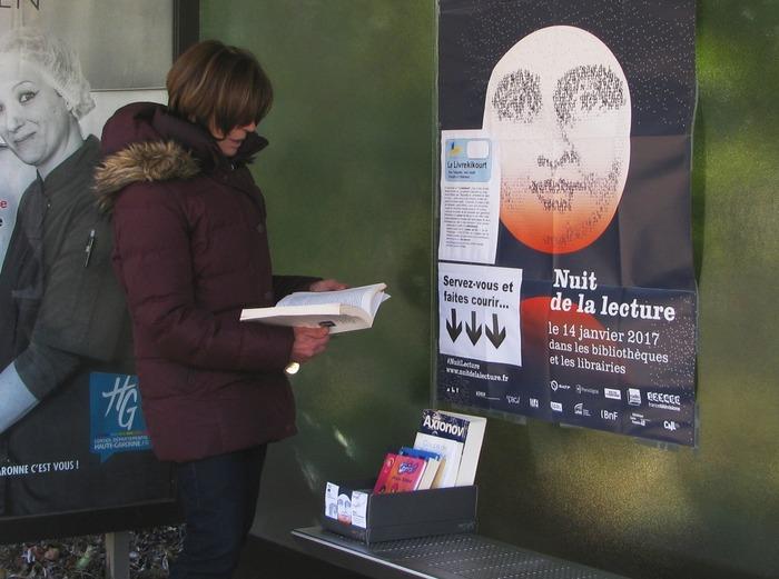 Nuit de la lecture à Deyme : Les Livrekikour(en)t dans la nuit