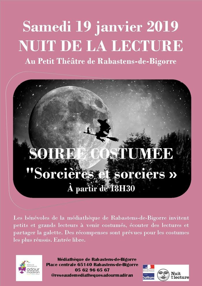 Nuit de la lecture à Rabastens-de-Bigorre