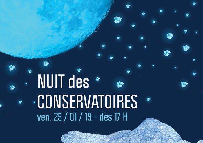 Nuit des Conservatoires du CRR du Grand Chalon