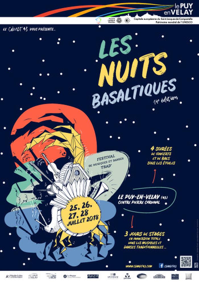 Nuits Basaltiques 2017