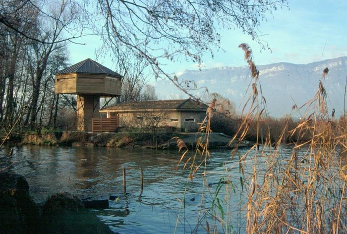 Journées du patrimoine 2018 - Observatoire du sud du lac du Bourget.