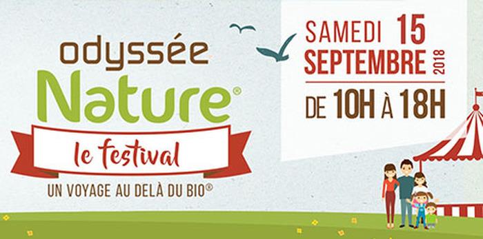 Journées du patrimoine 2018 - Odyssée Nature®, le Festival