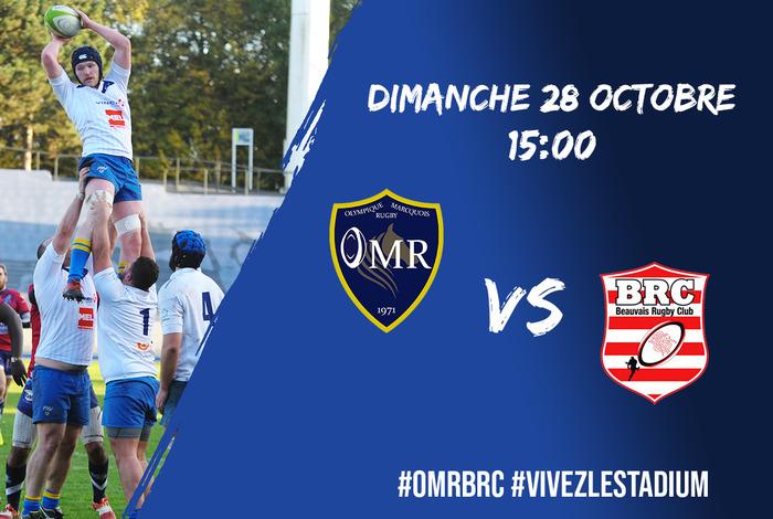 OMR - Beauvais Rugby Club