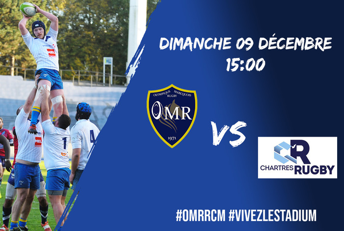 OMR - Chartres Rugby
