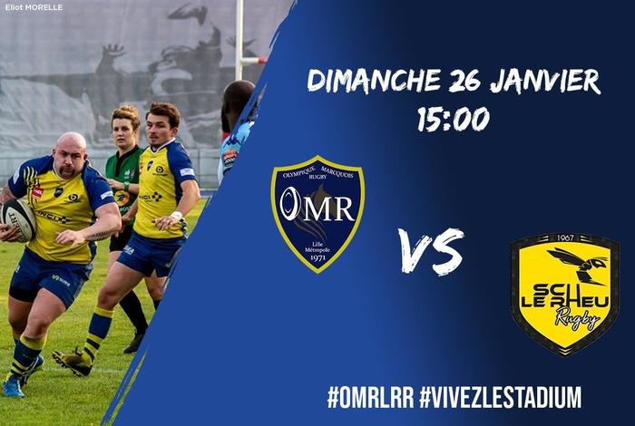 OMR - SC Le Rheu