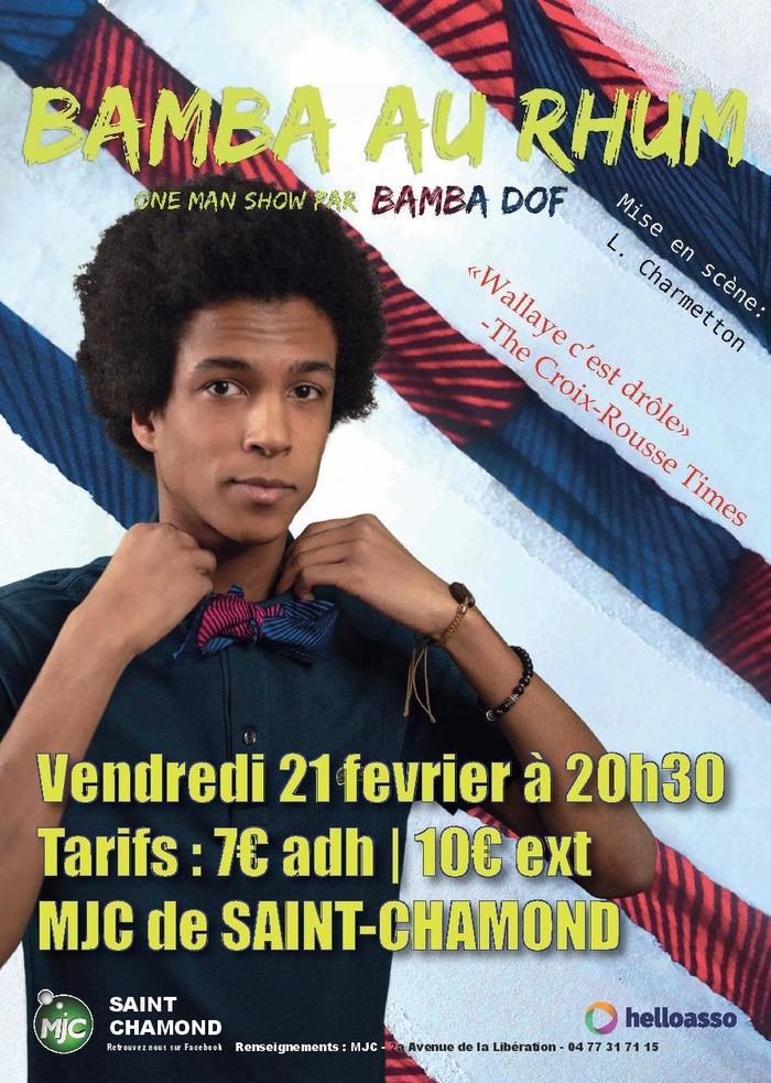 One man show : Bamba au rhum