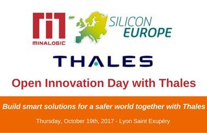 Open Innovation Day with Thales