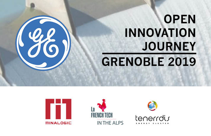 Open Innovation Journey with GE