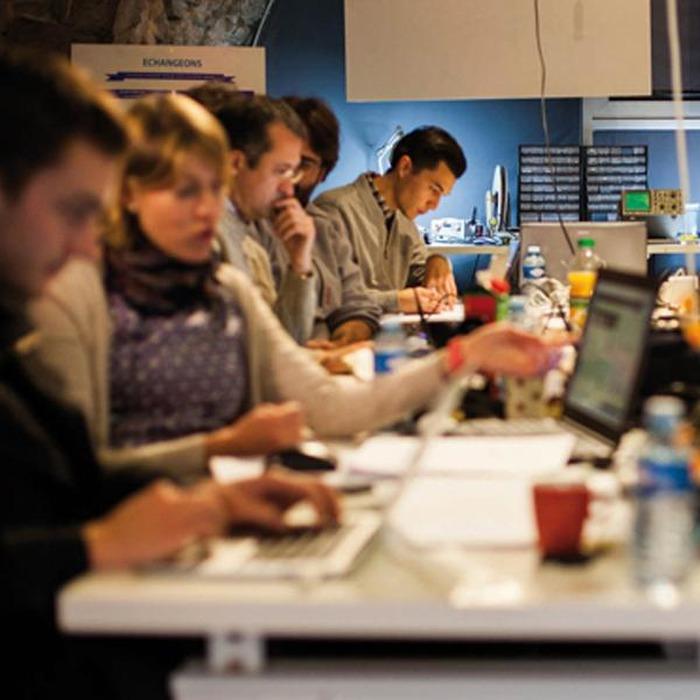 Open Labs au Fablab spécial Grenoble CivicLab