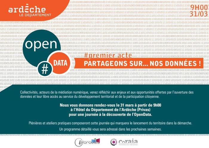 OpenData, médiation numérique et collectivités