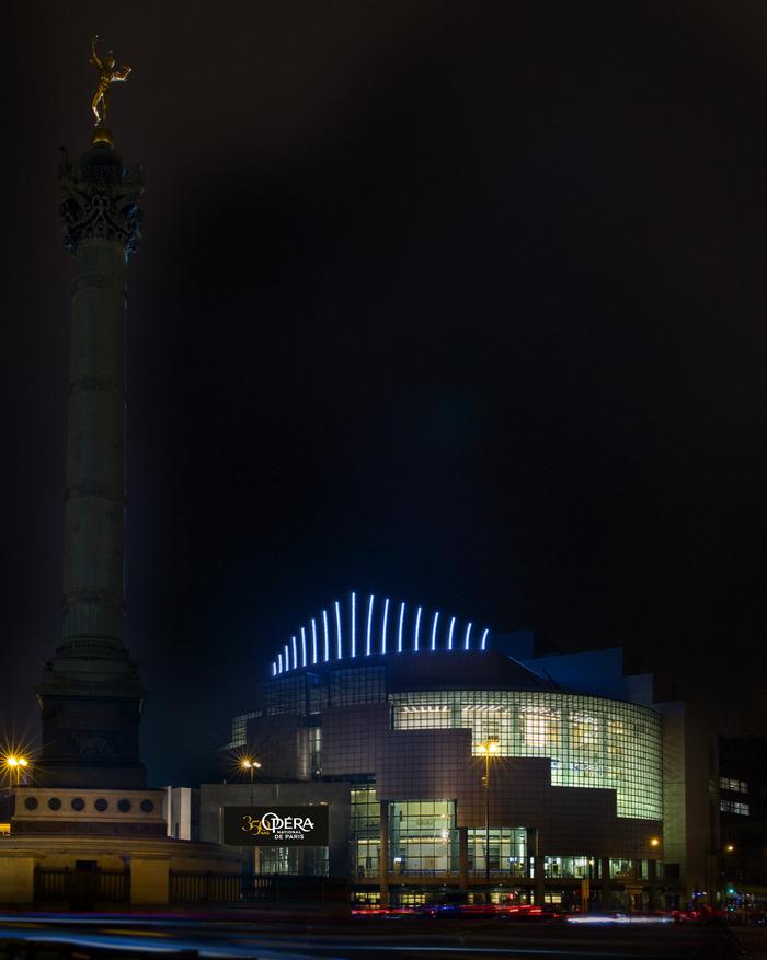 Opéra national de Paris (Bastille)