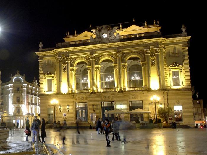 Opéra Orchestre national Montpellier Occitanie