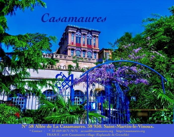 Crédits image : association La Casamaures