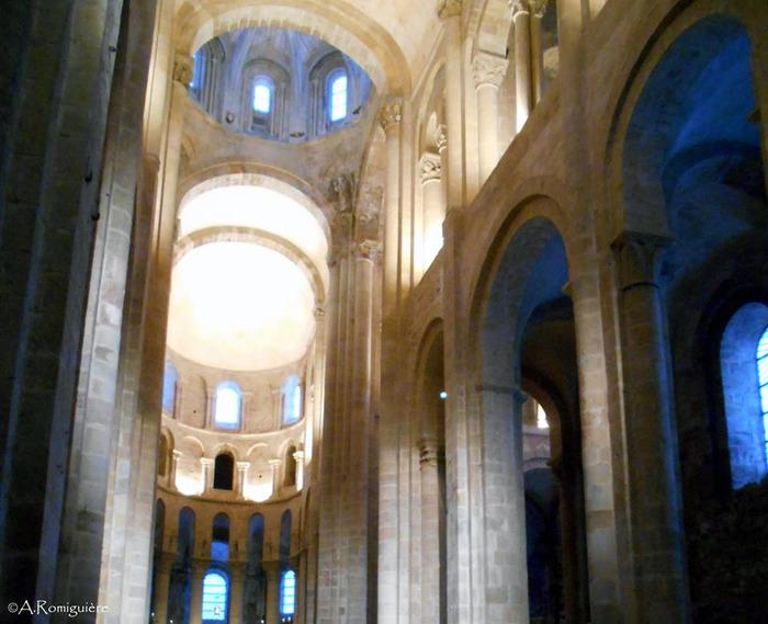 Crédits image : A.Romiguière - Office de Tourisme de Conques