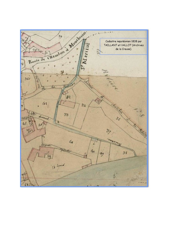 Journées du patrimoine 2018 - « Où est donc le ruisseau Saint Martial ? »